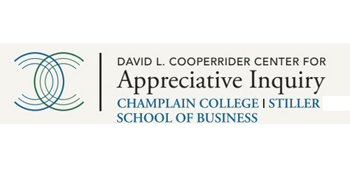 Champlain College Cooperrider Center for Appreciative Inquiry